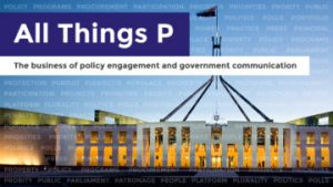 All Things P and public participation